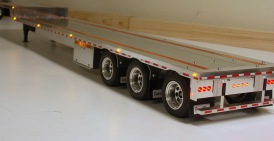 53' Tri-Axle Drop Deck